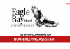 Eagle Bay Hotel, Langkawi ~ Housekeeping Assistant
