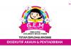 GEM Growing Eager Minds ~ Eksekutif Akaun & Pentadbiran