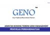 Geno Management ~ Penyelia Perkhidmatan