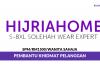 Hijriahome ~ Pembantu Khidmat Pelanggan