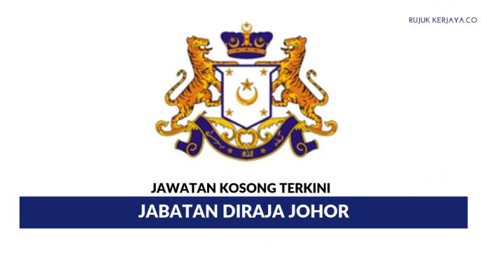 Jabatan Diraja Johor