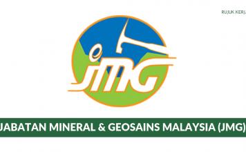 Jabatan Mineral & Geosains Malaysia (JMG)