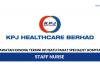 KPJ Batu Pahat Specialist Hospital ~ Staff Nurse