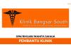 Klinik Bangsar South ~ Pembantu Klinik