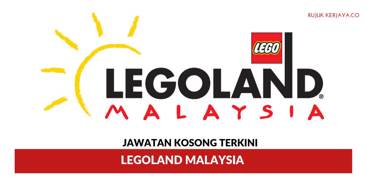 Jawatan Kosong Terkini Legoland Malaysia • Kerja Kosong ...