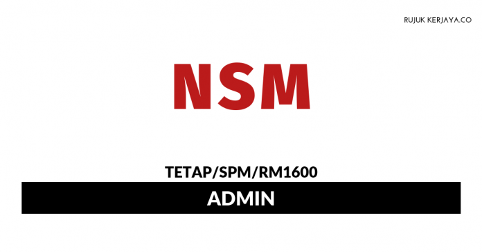 NSM Technology ~ Admin