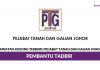 Pejabat Tanah dan Galian Johor ~ Pembantu Tadbir