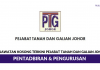 Pejabat Tanah dan Galian Johor ~ Pentadbiran & Pengurusan