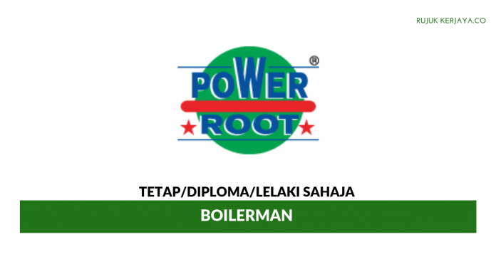 Power Root ~ Boilerman