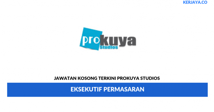 Permohonan Jawatan Kosong Prokuya Studios