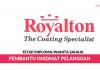Royalton Coating ~ Pembantu Khidmat Pelanggan
