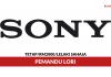 Sony ~ Pemandu Lori / Gaji RM2000 / Lelaki Sahaja