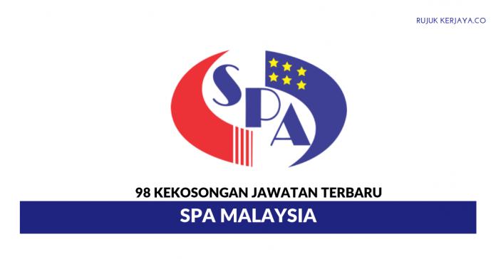 98 Kekosongan Terbaru Suruhanjaya Perkhidmatan Awam Malaysia (SPA Malaysia)