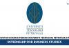 Universiti Teknologi PETRONAS (UTP) ~ Internship for Business Studies