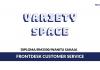 Variety Space ~ Frontdesk Customer Service