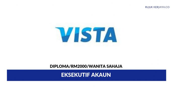 Vista Infinity Development ~ Eksekutif Akaun