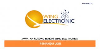 Permohonan Jawatan Kosong Wing Electronics