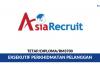 Agensi Pekerjaan Asia Recruit ~ Eksekutif Perkhidmatan Pelanggan