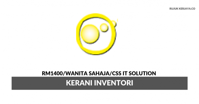 CSS IT Solution ~ Kerani Inventori