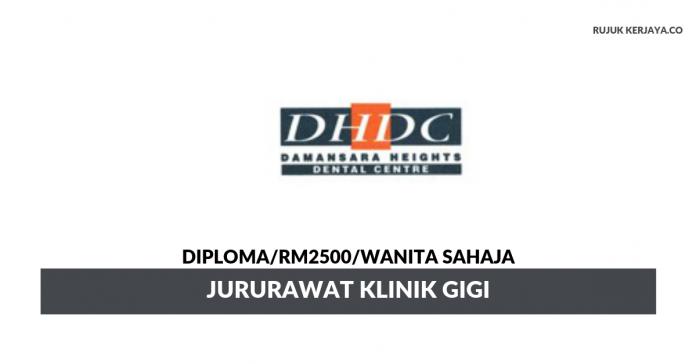 Damansara Heights Dental Centre ~ Jururawat Klinik Gigi