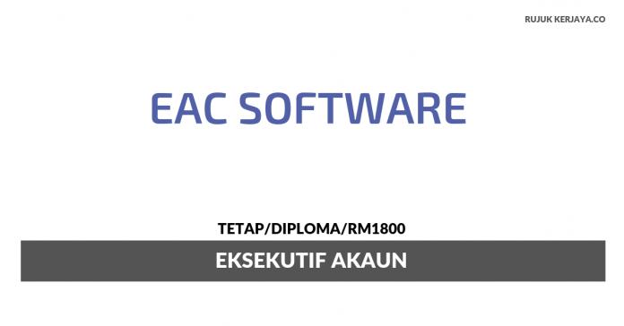 EAC Software ~ Eksekutif Akaun