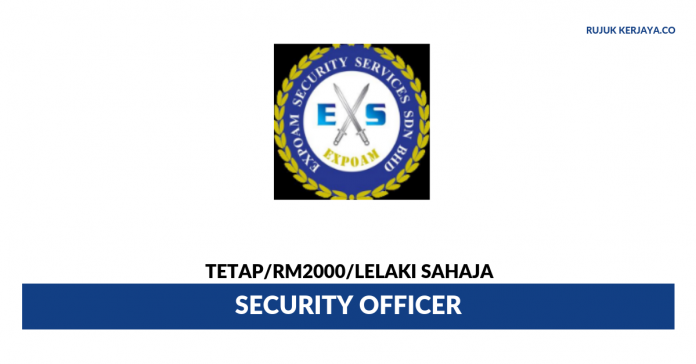 Expoam Security Services ~ Security Officer