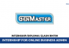 Gen Master Manufacturing ~ Internship for Online Business Admin