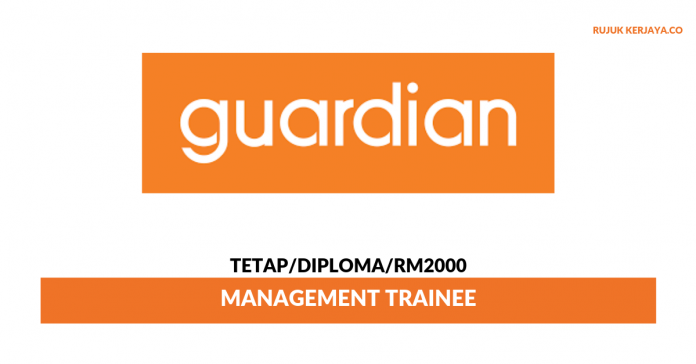 Guardian Health And Beauty ~ Management Trainee