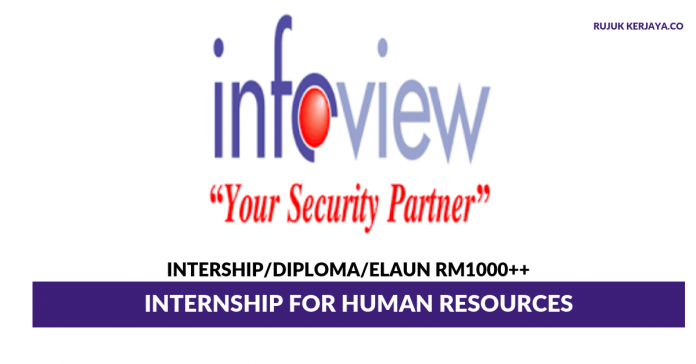 Infoview Lifetime ~ Intership For Human Resources