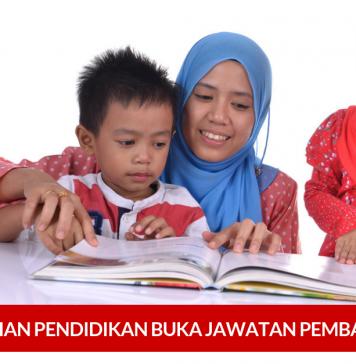 Kementerian Pendidikan Buka Jawatan Pembantu Guru Bagi Menjalankan Kerja Pentadbiran