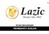 Lazic Beauty ~ Pembantu Jualan