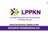 Lembaga Penduduk Dan Pembangunan Keluarga Negara (LPPKN) ~ Pegawai Penerangan