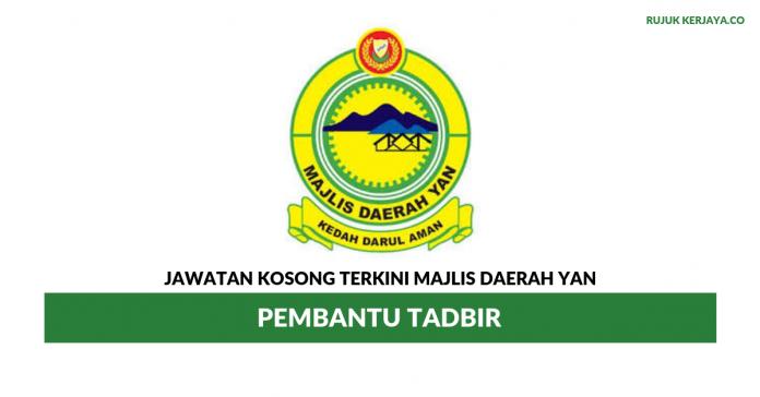 Majlis Daerah YAN ~ Pembantu Tadbir