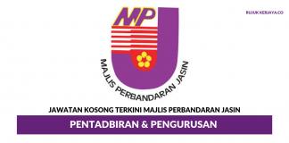 Majlis Perbandaran Jasin ~ Pentadbiran & Pengurusan