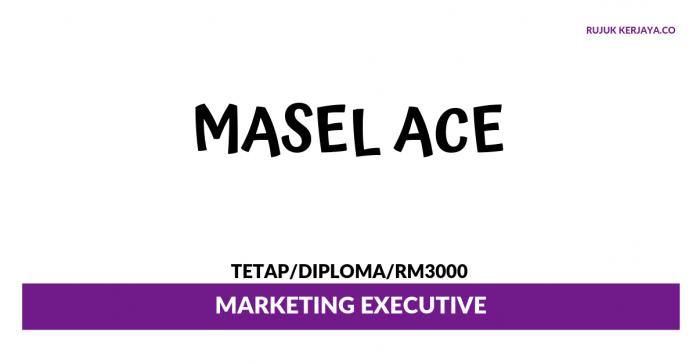Masel Ace ~ Marketing Executive