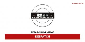 NS Joy Resources ~ Despatch