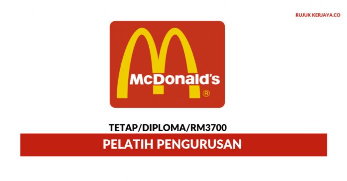 Pelatih Pengurusan McDonald