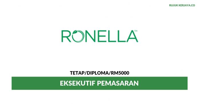 Ronella ~ Eksekutif Pemasaran