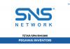 SNS Network ~ Pegawai Inventori