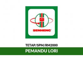 Senheng Electric ~ Pemandu Lori