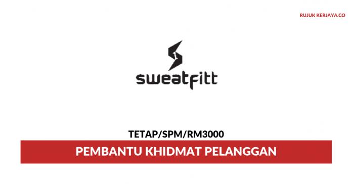 Sweatfitt Apparel ~ Pembantu Khidmat Pelanggan
