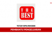 The Best Rental Service ~ Pembantu Pengeluaran
