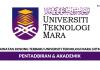 Universiti Teknologi MARA (UiTM) ~ Pentadbiran & Akademik