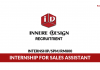 Waterwood Design ~ Internship for Sales Assistant