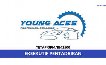 Young Aces Technical College ~ Eksekutif Pentadbiran