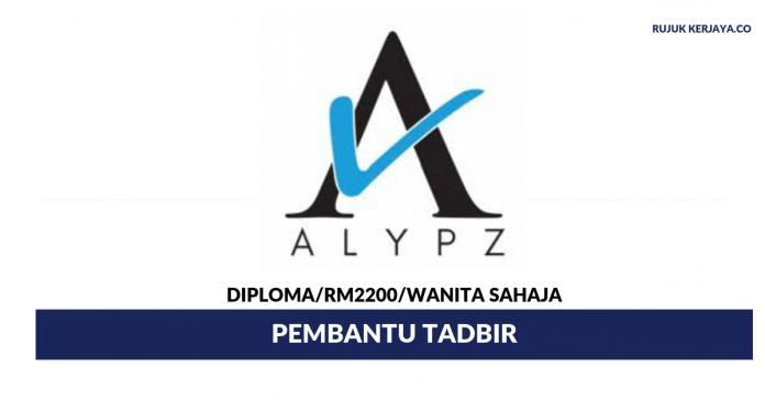 ALYPZ ~ Pembantu Tadbir