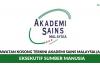 Akademi Sains Malaysia (ASM) ~ Eksekutif Sumber Manusia