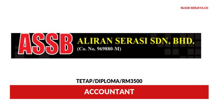 Aliran Serasi ~ Accountant