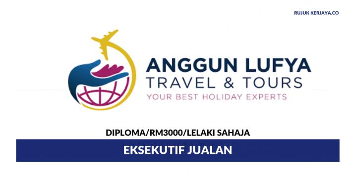 Anggun Lufya Travel & Tours ~ Eksekutif Jualan