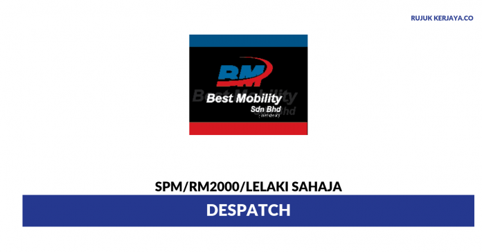 Best Mobility ~ Despatch